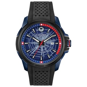 AW1156-01W Citizen Marvel Spider-Man Eco-Drive Mens Watch
