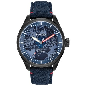 AW2037-04W Citizen Marvel Heroes Eco-Drive Mens Watch