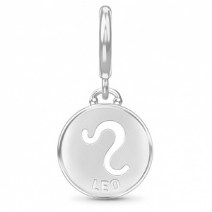 Endless Jewelry Leo Zodiac Coin Sterling Silver Charm 43308-5