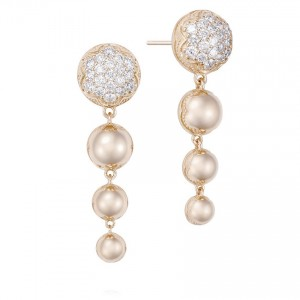 Tacori SE207P Sonoma Mist Earrings
