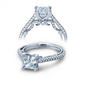 Verragio Platinum Insignia-7059SP Engagement Ring