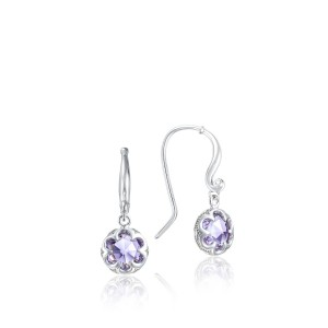 SE21001 Tacori Sonoma Skies Petite Crescent Drop Earrings