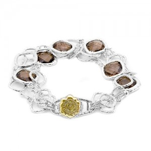 SB11517 Tacori Color Medley Gathered Gem Bracelet