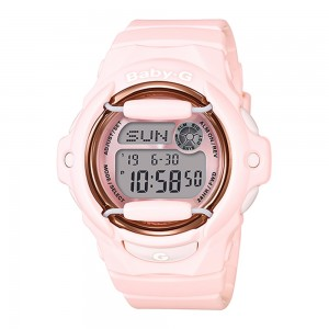 BG169G-4B Casio Baby-G BGA-169 Series Ladies Watch