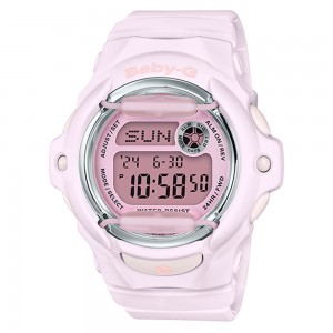 BG169M-4 Casio Baby-G BGA-169 Series Ladies Watch