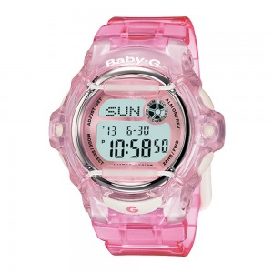 BG169R-4 Casio Baby-G BGA-169 Series Ladies Watch