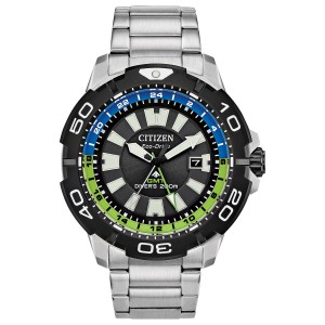BJ7128-59G Citizen Promaster GMT Eco-Drive Mens Watch