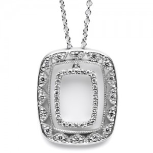 Tacori Diamond Necklace Platinum Fine Jewelry FP599