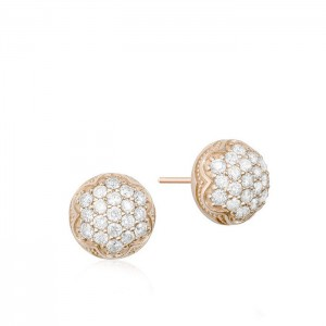 Tacori SE204P Sonoma Mist Earrings