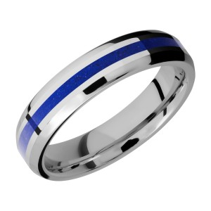 Lashbrook CC5B12(NS)/MOSAIC Cobalt Chrome Wedding Ring or Band