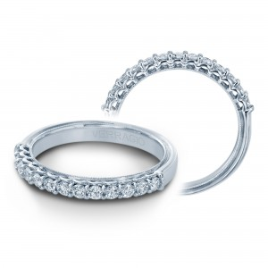 Verragio Classic-901W 14 Karat Wedding Ring / Band