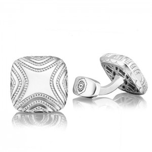 Tacori MCL107 Retro Classic Cuff Links