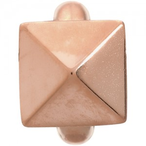 JLo Collection Endless Jewelry High Rise Rose Gold Charm 2526