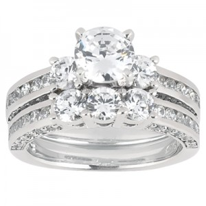 Taryn Collection 14 Karat Diamond Engagement Ring TQD A-1901