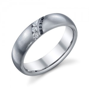 245399 Christian Bauer Platinum Diamond  Wedding Ring / Band