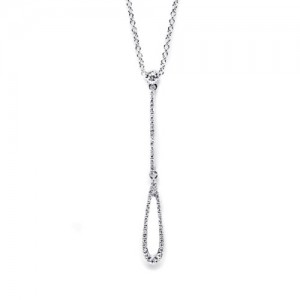 Tacori Diamond Necklace Platinum Fine Jewelry FP587