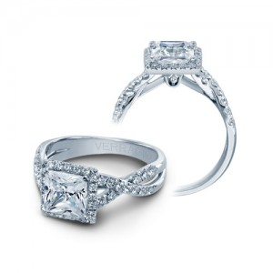 Verragio Platinum Couture Engagement Ring Couture-0379