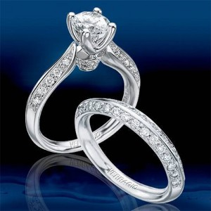 Verragio Platinum Classico Engagement Ring ENG-0235