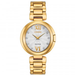 EX1512-53A Citizen Capella Eco-Drive Ladies Watch