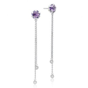 SE21201 Tacori Sonoma Skies Drop Chain Earrings