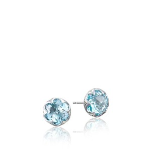 SE20802 Tacori Sonoma Skies Crescent Bezel Earrings