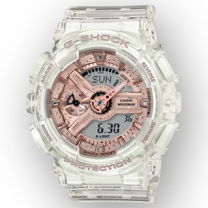 GMAS110SR-7A Casio G-Shock Ladies Watch
