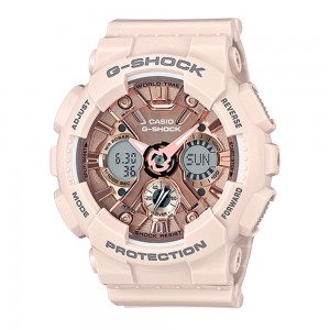 GMAS120MF-4A Casio G-Shock S Series Ladies Watch