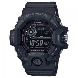GW9400-1B Casio Master of G RANGEMAN G-Shock Watch