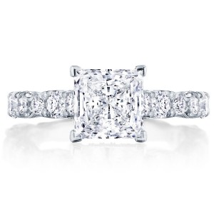 Tacori HT2654PR7 18 Karat RoyalT Engagement Ring