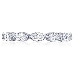 Tacori HT266065 Platinum RoyalT Wedding Ring