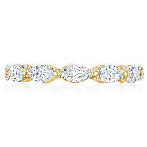 Tacori HT2660Y65 18 Karat RoyalT Wedding Ring