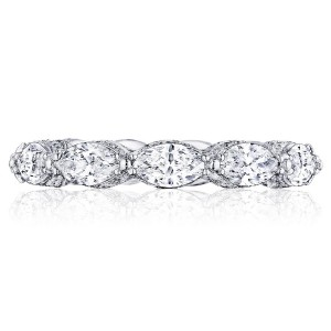 Tacori HT266165 Platinum RoyalT Wedding Ring