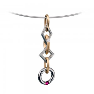 Kretchmer Platinum Jazz Tension Set Pendant