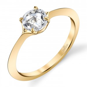 Parade Lumiere Bridal 14 Karat Diamond Engagement Ring LMBR3987/R