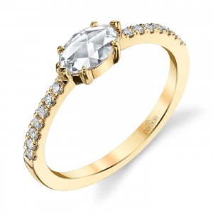 Parade Lumiere Bridal 14 Karat Diamond Engagement Ring LMBR3997