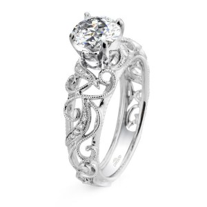 Parade Hera Bridal R2848 14 Karat Diamond Engagement Ring