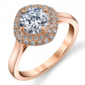 Parade Hemera Bridal 14 Karat Diamond Engagement Ring R3864