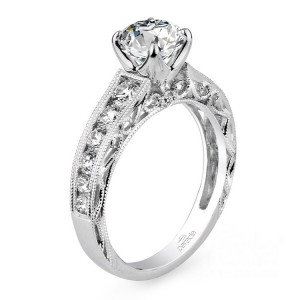 Parade Hera Bridal R3058 Platinum Diamond Engagement Ring