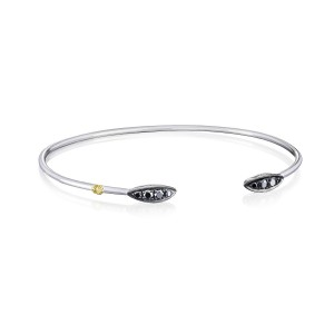 SB20544 Tacori The Ivy Lane Open Surfboard Bangle Bracelet