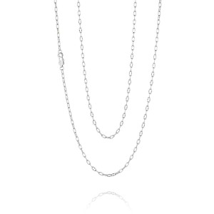 Tacori SC10038 Color Medley Link Chain Necklace