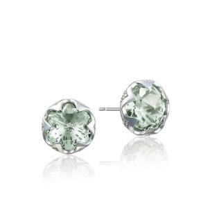 SE20812 Tacori Sonoma Skies Crescent Bezel Earrings