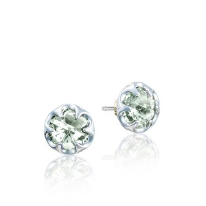 SE20912 Tacori Sonoma Skies Petite Crescent Bezel Earrings