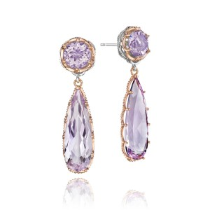Tacori SE100P0113 Lilac Blossoms Earrings
