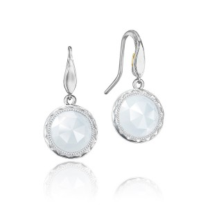 Tacori SE15503 Classic Rock Simply Gem Drop Earrings