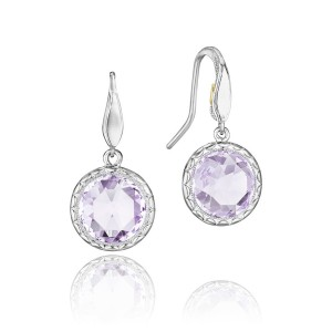 Tacori SE15513 Lilac Blossoms Simply Gem Drop Earrings