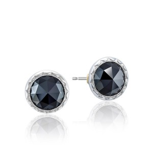 Tacori SE21519 Classic Rock Bezel Studs Earrings