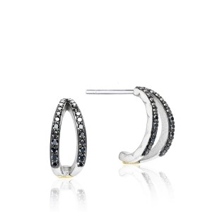 Tacori SE23144 The Ivy Lane Pavé Crossroad Studs Earrings