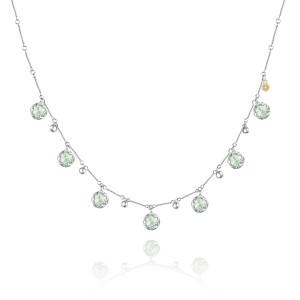 SN20512 Tacori Sonoma Skies Multi-Gem Drop Necklace