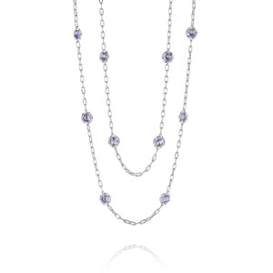 Tacori SN10801 Lilac Blossoms Necklace