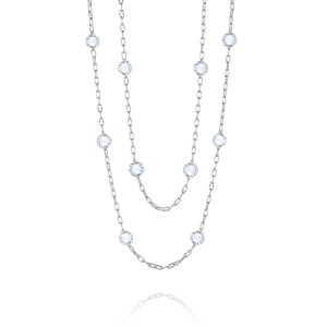 Tacori SN10803 Classic Rock Necklace